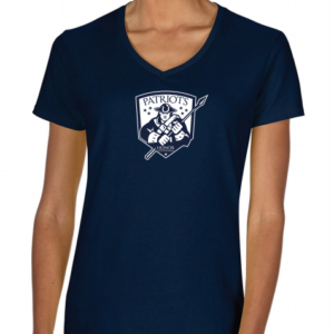 Women's V-neck Fan 2